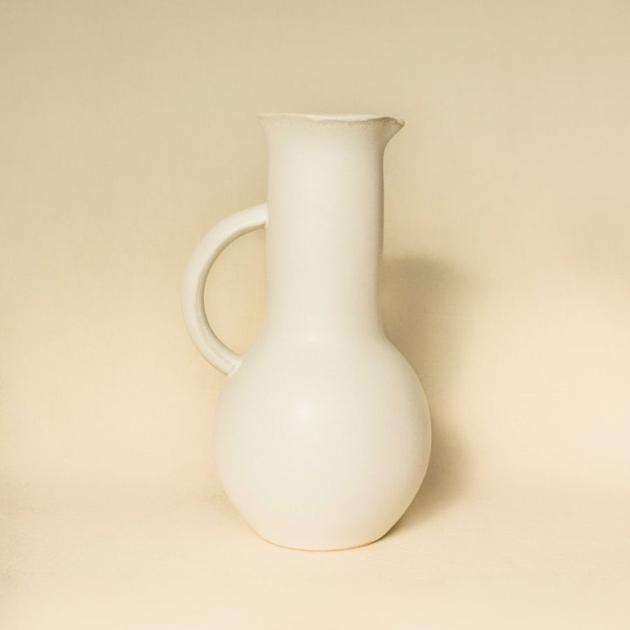 Luvhaus Ceramics Pitcher Moon