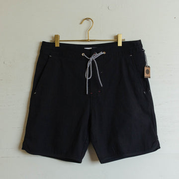 Ola Canvas Utility Short - Black