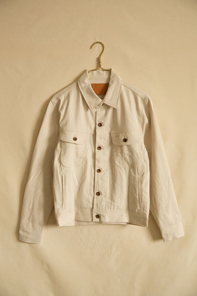 Selvage Canvas Jacket