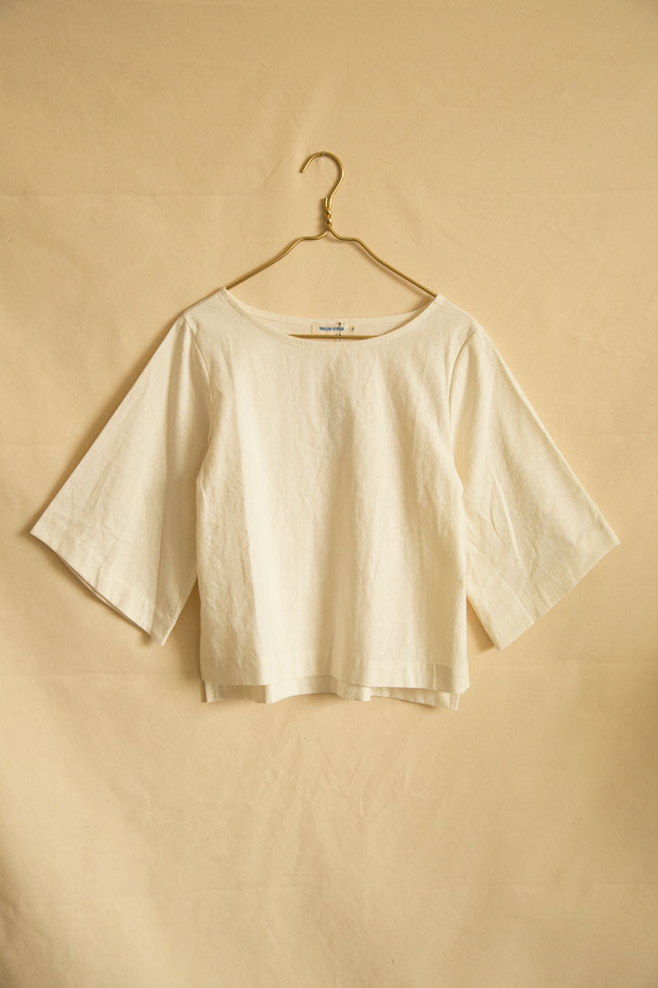 Taylor Stitch Natural Linen Sonoma Top