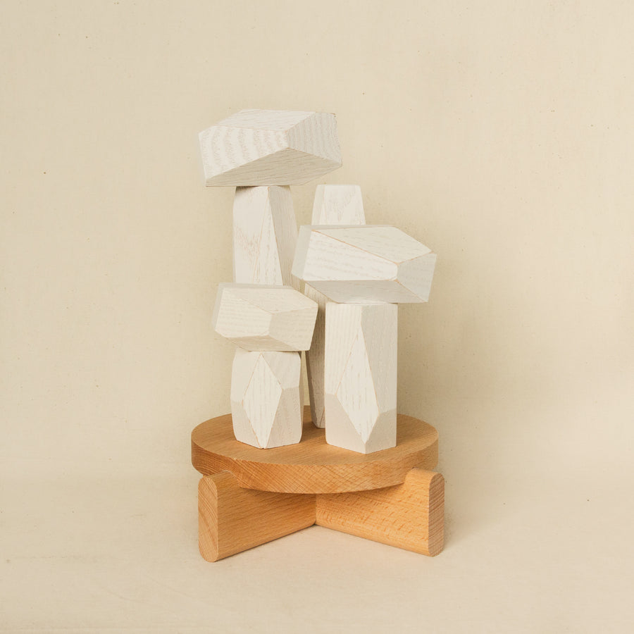 Areaware Wood Balancing Blocks