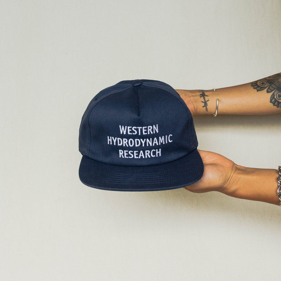 Western Hydrodynamic Research Promotional Hat