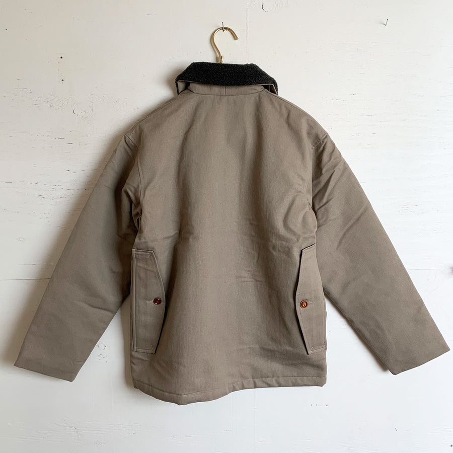 Yellow Rat Khaki Hunting Jacket