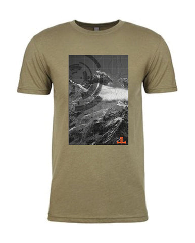 Climb Every Mountain - Men's - Olive