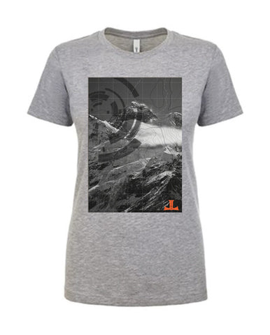 Climb Every Mountain - Women's - Heather Gray