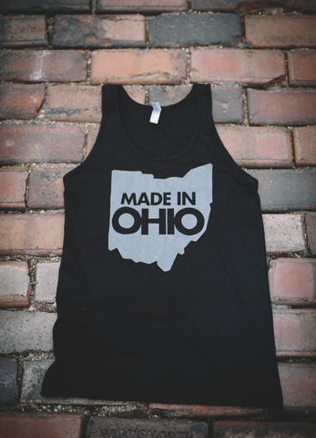 "Made in Ohio ""Unisex"" Tank"