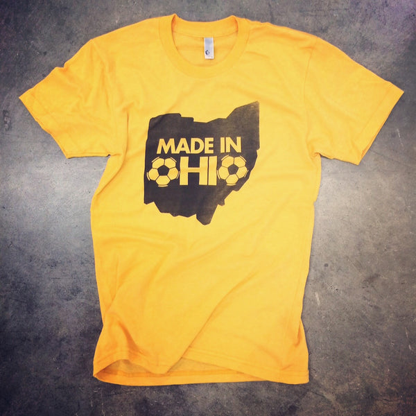 """Made In Ohio"" Soccer"