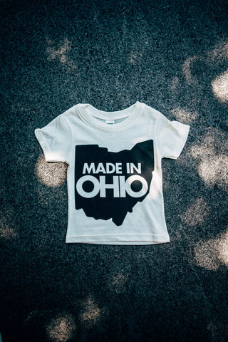 "Infant ""Made In Ohio"" Tee"