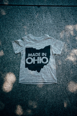 "Toddler ""Made In Ohio"" Shirt"