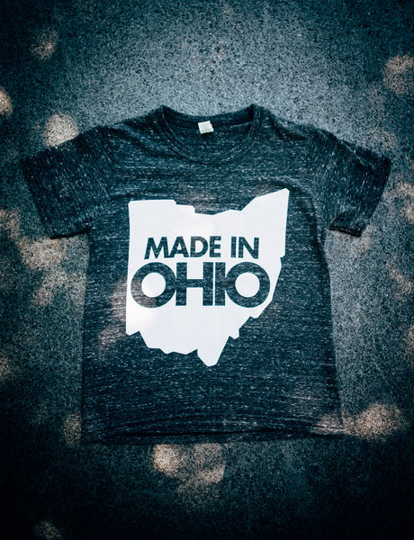 "Youth ""Made In Ohio"" Tee"