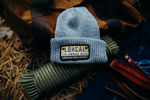 Lohcal Factory Beanie (Grey)