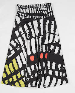 VOLT CROCO SKIRT - LoveBeautyRocks