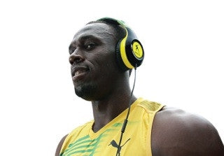 USAIN BOLT PARTNERS WITH SOUL