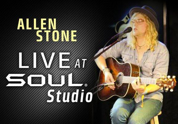 LIVE AT SOUL STUDIOS THIS WEEK!