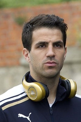 SOUL KICKS IT UP A NOTCH WITH SOCCER STAR CESC FABREGAS