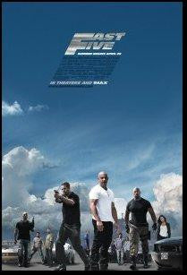 'FAST FIVE' ALREADY OPENS #1 DOWN UNDER