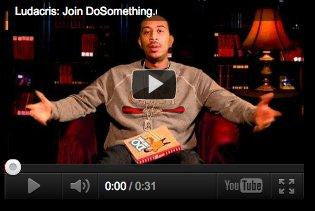 CATCH UP WITH LUDACRIS: AND DOSOMETHING!