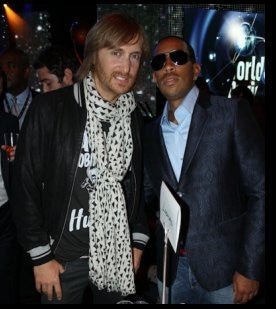 CATCHING UP WITH LUDACRIS: TEAMING UP WITH DAVID GUETTA