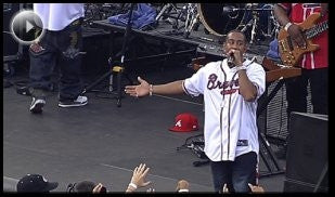 LUDACRIS THRILLS FANS AT TURNER FIELD CONCERT