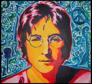 SOUL-STIRRING MUSIC QUOTE...[JOHN LENNON]