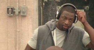 DWAYNE WADE SPORTS SOUL BY LUDACRIS IN NEW NIKE AD!
