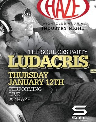 SOUL CES AFTERPARTY FEATURING LUDACRIS