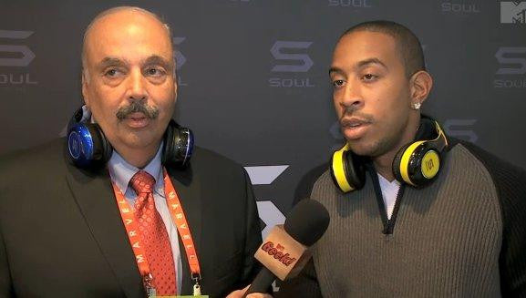 MTV VISITS SOUL BY LUDACRIS | 2012 CES [VIDEO]