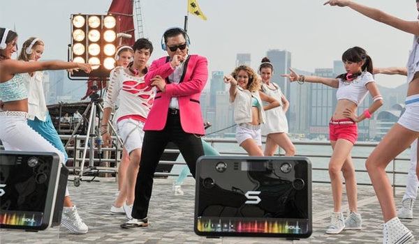 "SOUL TEAMS WITH PSY TO INTRODUCE THE HOT AND STYLISH NEW ""PERFORMANCE"" HEADPHONES IN HONG KONG"