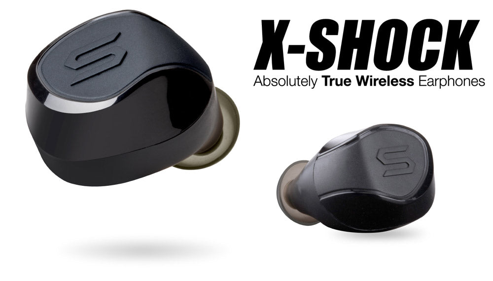X-SHOCK True Wireless Sport Earbuds | SOUL Electronics
