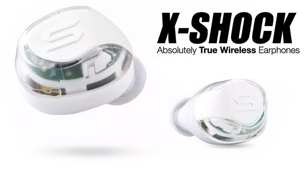 X-SHOCK True Wireless Sport Earbuds | Indiegogo X SOUL Electronics