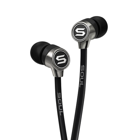 SOUL Electronics Prime Optimal Acoustics In-Ear Headphones
