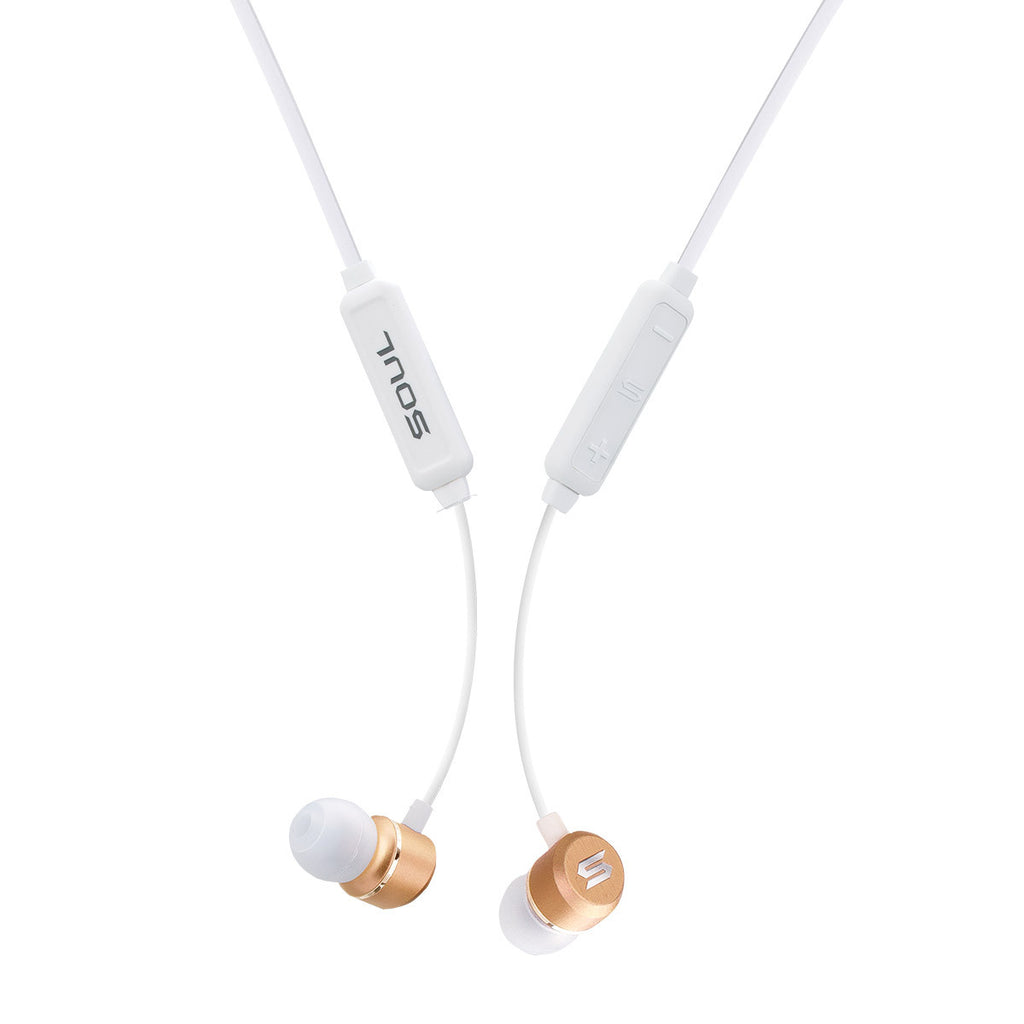 PRIME Wireless bluetooth earphone with magnetic clip necklace | SOUL Electronics