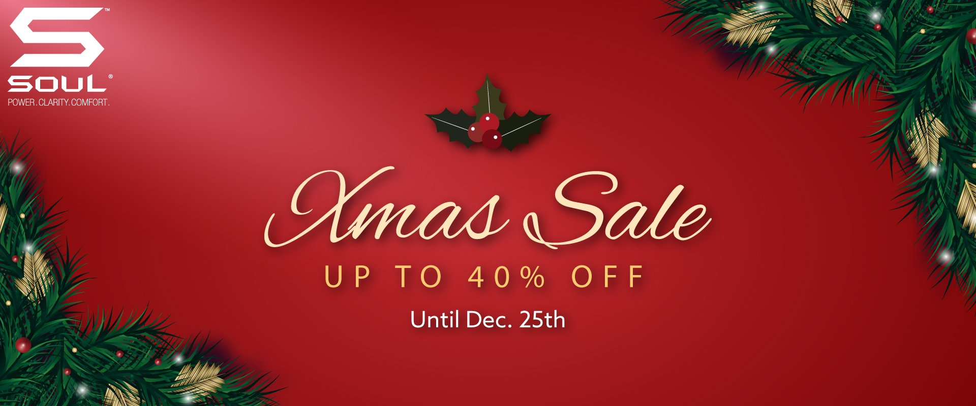 EARLY CHRISTMAS SHOPPING FOR YOUR LOVED ONES. ENJOY UP TO 70% OFF!