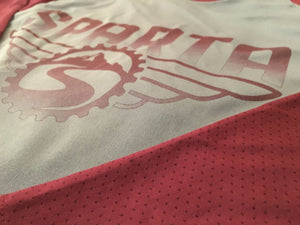 Open image in slideshow, New Graphite/Maroon Sparta Baseball Jersey!
