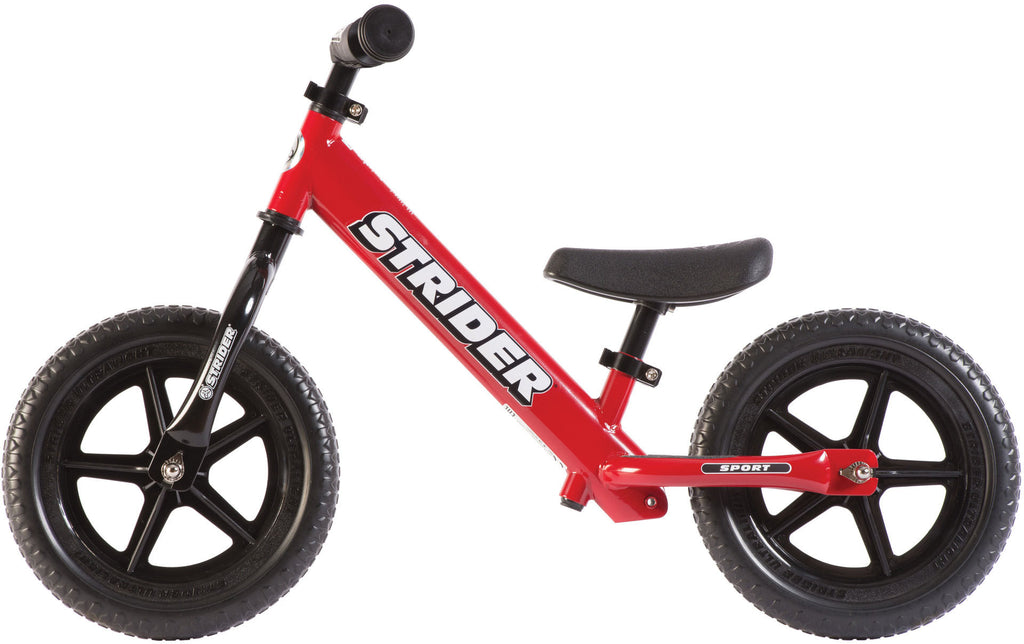 The Ideal Balance Bike