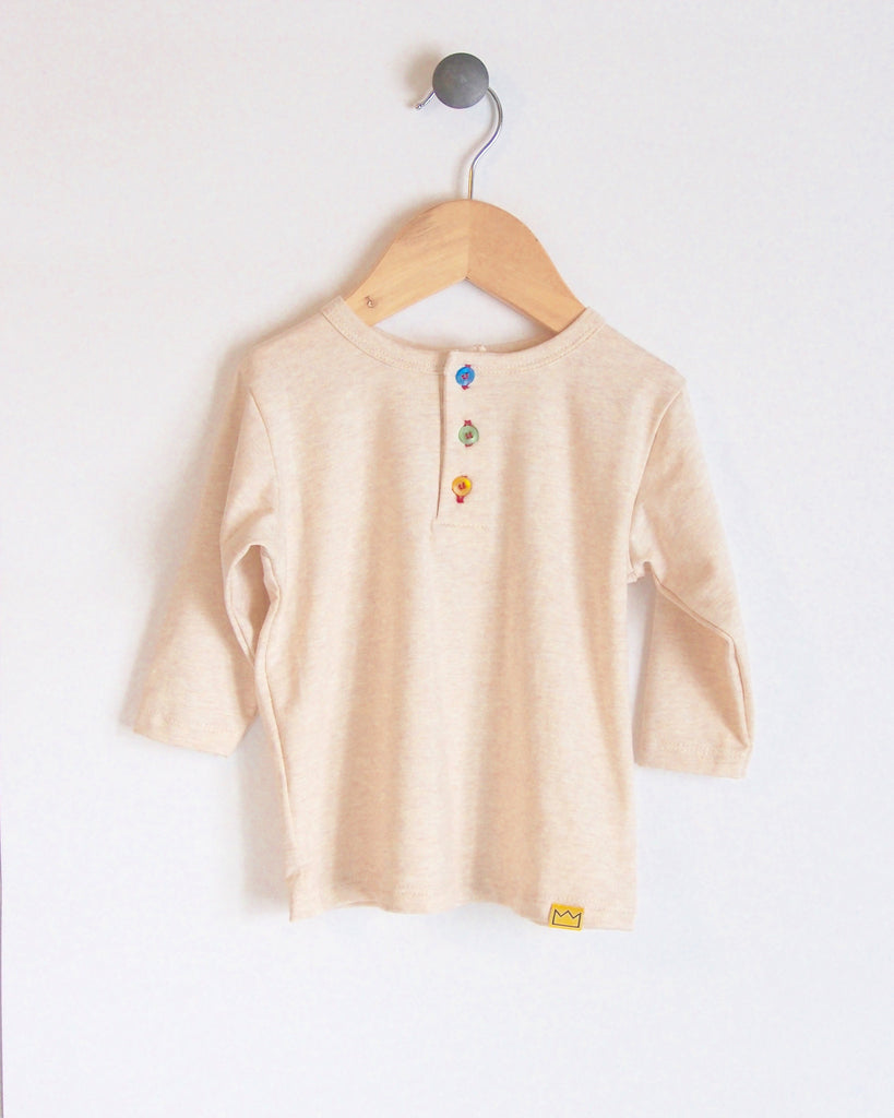 Henley in Almond