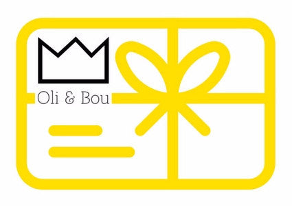 The Oli & Bou Gift Card
