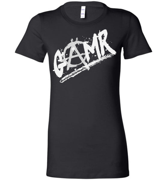 GAMR - Ladies Fitted Tee
