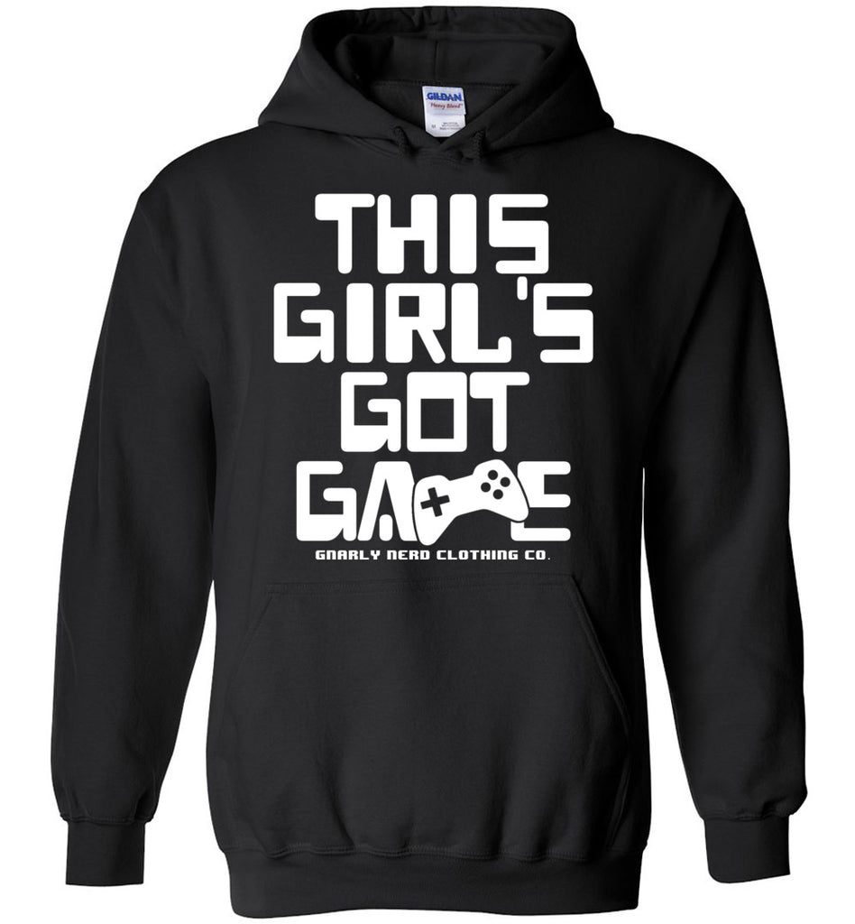 This Girl's Got Game - Hoodie