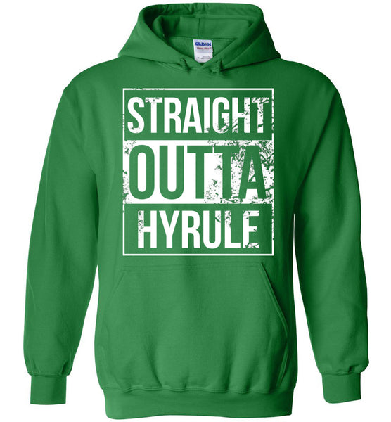 Straight Outta Hyrule - Hoodie