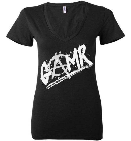 GAMR - Low-Cut Ladies Tee
