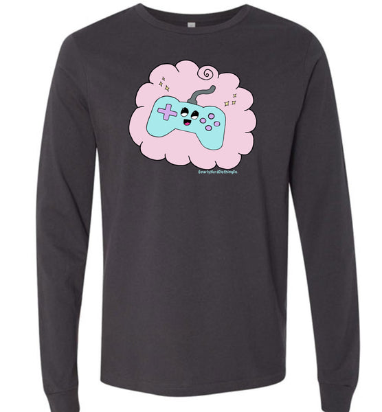 Cute Controller - Long Sleeve Tee