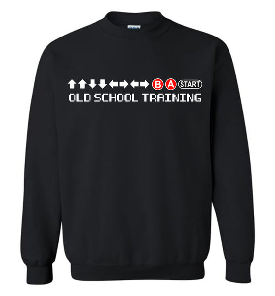 Old School Training - Sweatshirt