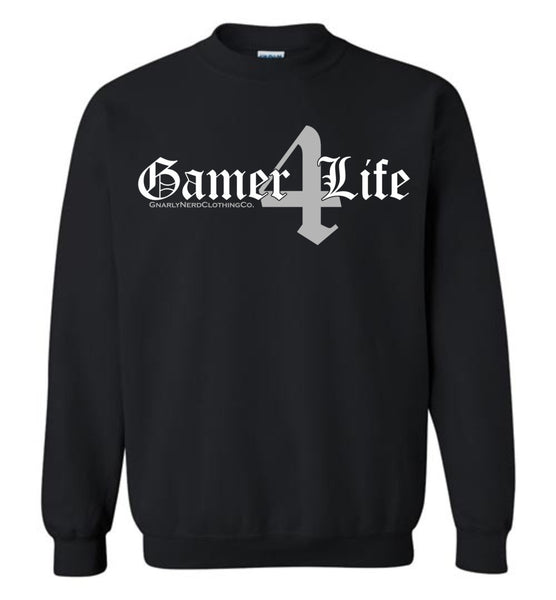 Gamer4Life - Sweatshirt