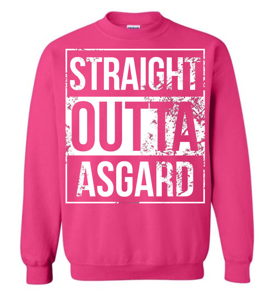 Straight Outta Asgard - Sweatshirt