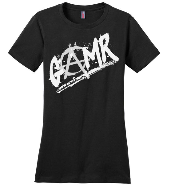 GAMR - Ladies Casual Tee