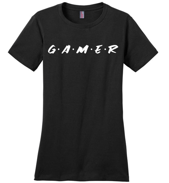 The Gamer - Ladies Casual Tee
