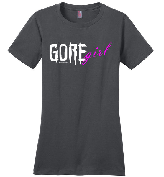 Gore Girl - Ladies Casual Tee
