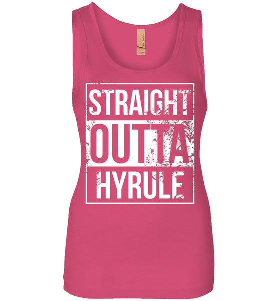 Straight Outta Hyrule - Ladies Tank