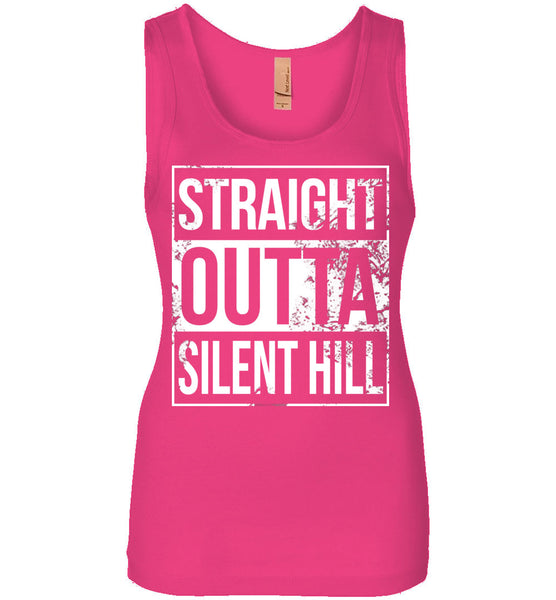 Straight Outta Silent Hill - Ladies Tank